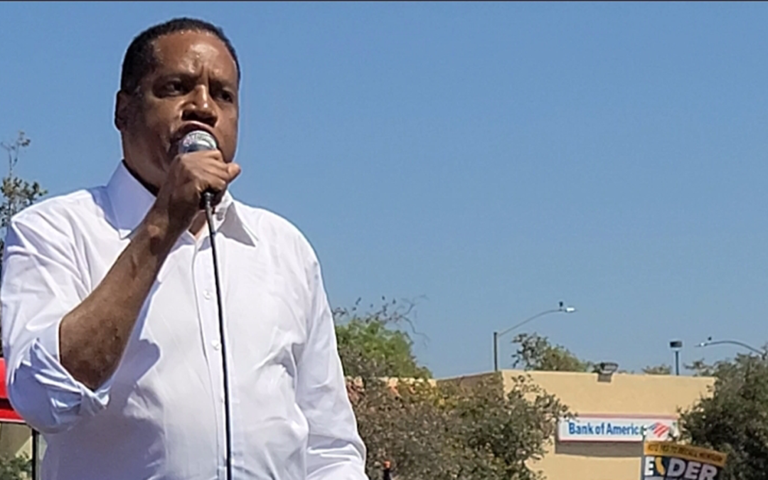 'Where's Journalism': Larry Elder Rips Into CNN, Media Outlets For Unfair Coverage Of Recall Showdown With Gavin Newsom
