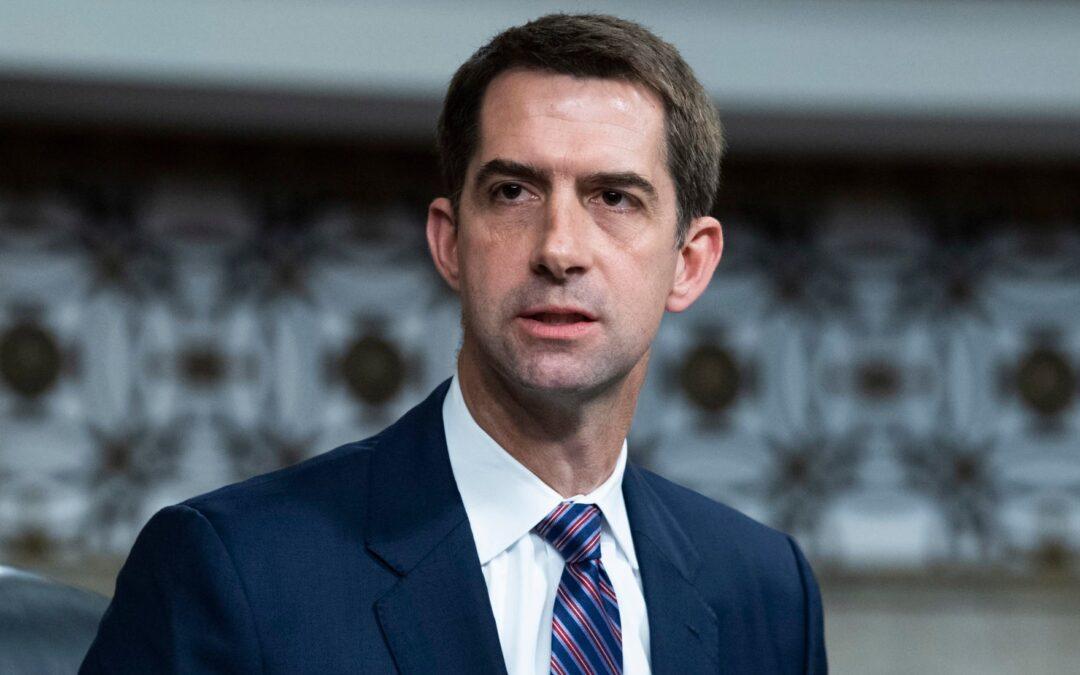 Sens. Cotton, HawleyTo Work On Bipartisan Bills Aimed At Breaking UpBig Tech