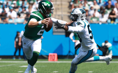 Zach Wilson's Jets rally falls short in Week 1 loss to Panthers