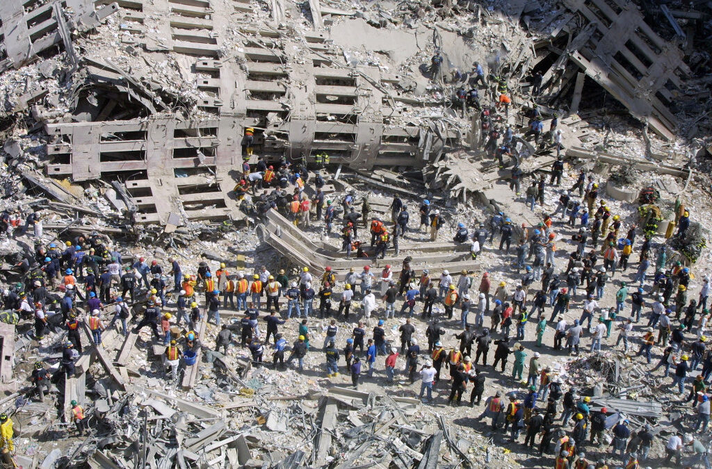 More people have now died from 9/11 illnesses than during Sept. 11 attacks
