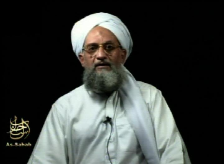 Al Qaeda chief in new video despite rumors he was dead...