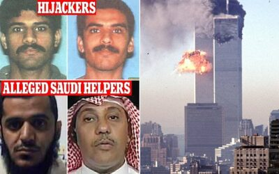 FBI'S SECRET 9/11 FILE…