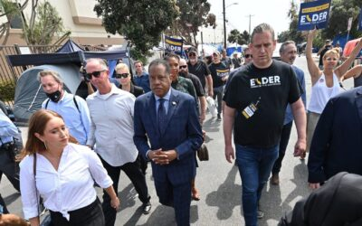 Attack On Larry Elder A 'Hate Crime,' Says Democratic Sheriff