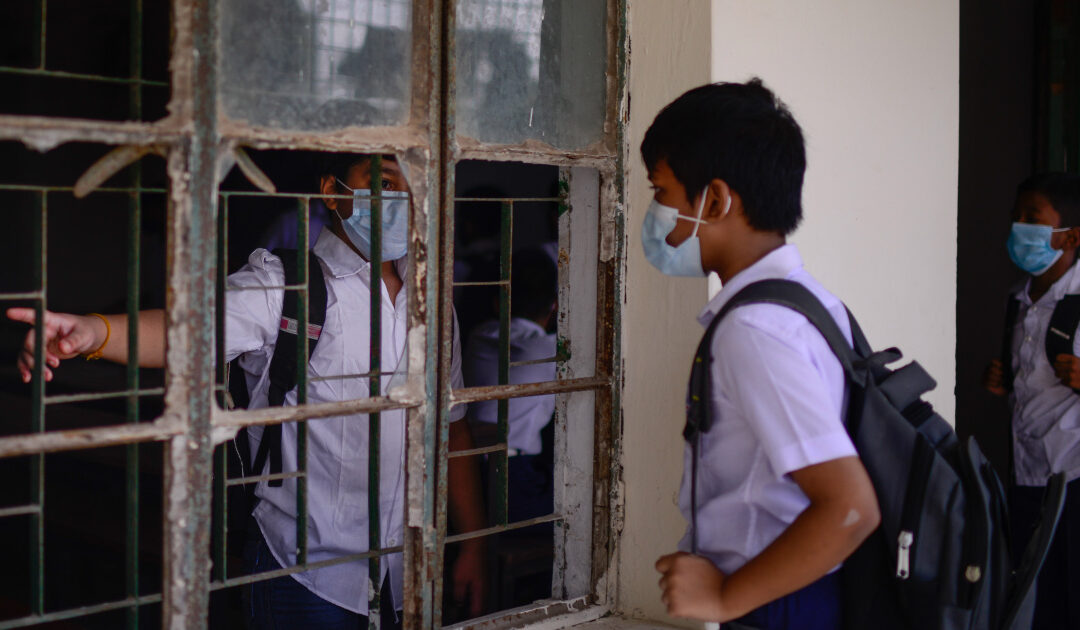 Bangladesh reopens schools after 18-month COVID shutdown