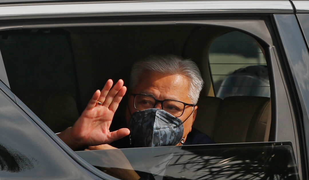 Malaysia PM to sign cooperation agreement with opposition