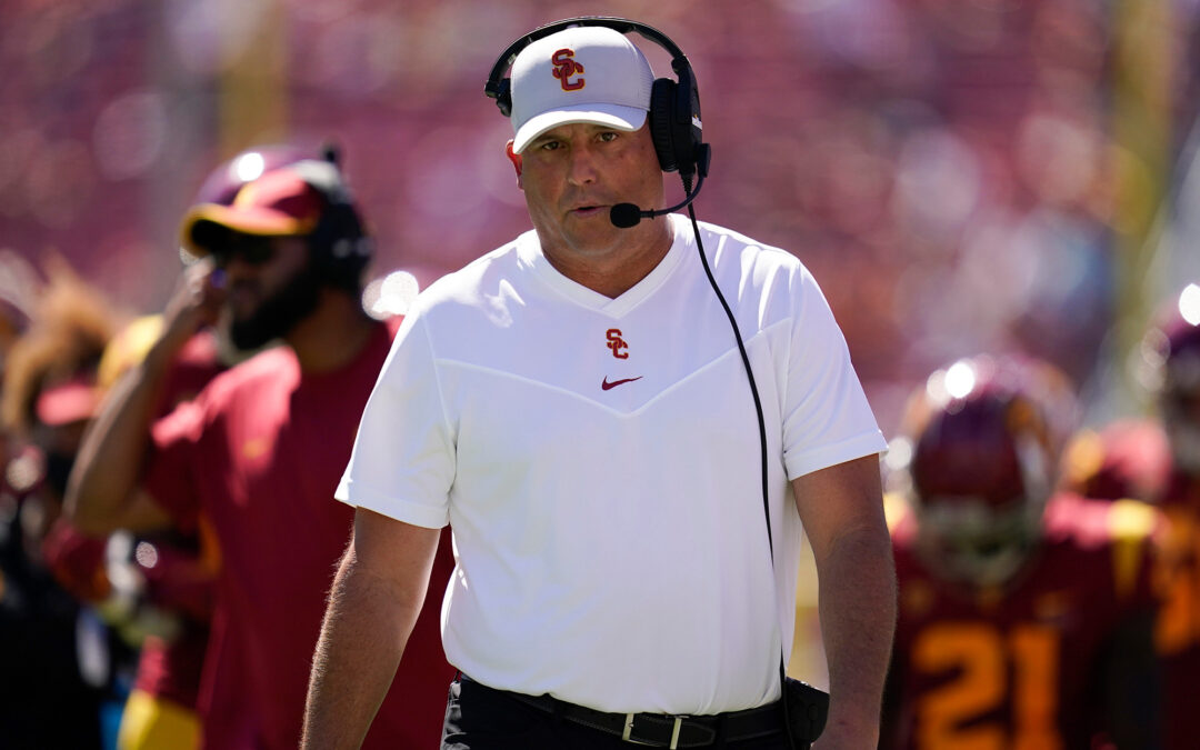 USC fires Clay Helton after embarrassing loss to Stanford