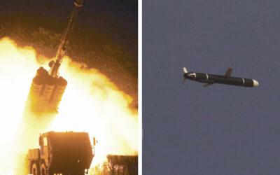 NKorea Long-Range Missile Test as Arms Race Intensifies…