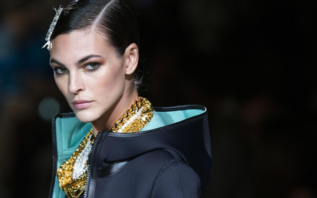 Tom Ford wraps Fashion Week with show of disco glam...