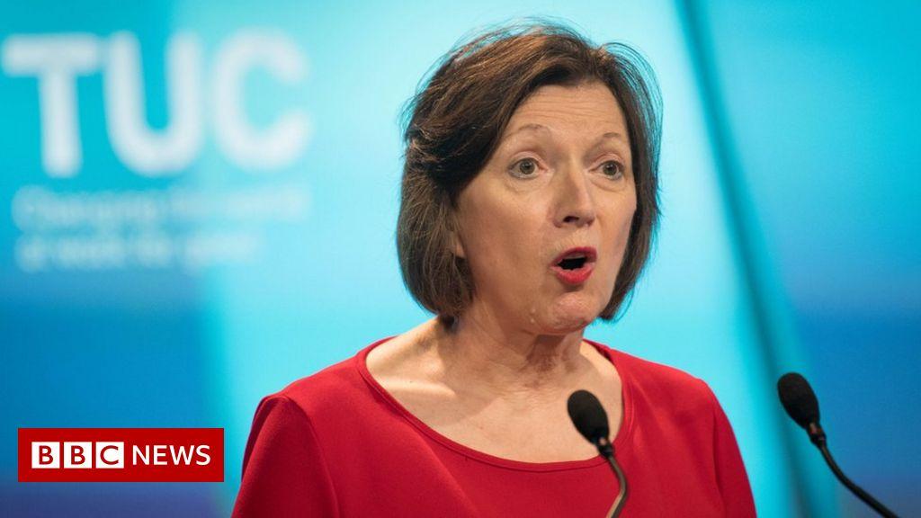 UK must prepare for more economic shocks, says TUC