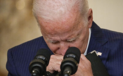 ANALYSIS: We've Crunched The Numbers. Midterms May Look Really Bad For Joe Biden