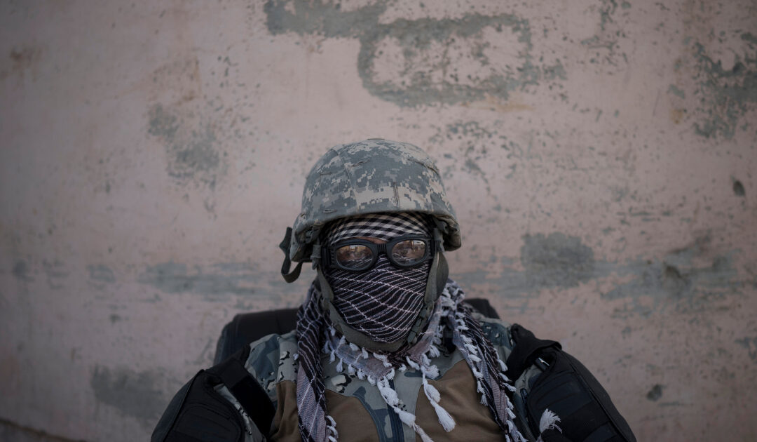 Once inmates, Taliban now in charge of a Kabul prison