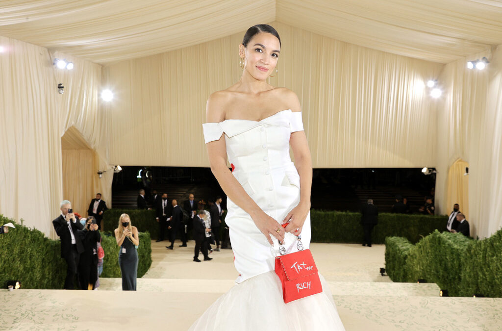 AOC and boyfriend given comp tickets by Met to attend its $35K-a-head gala
