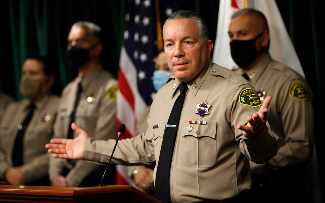 Gangs Infiltrate L.A. Sheriff's Dept...