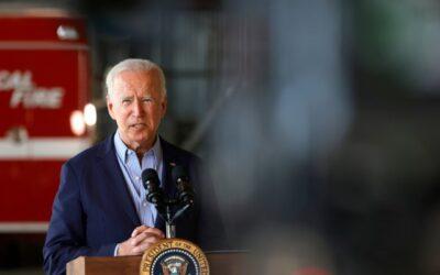 Joe Biden Declares 'By and Large' Positive Support for Coronavirus Vaccine Mandates