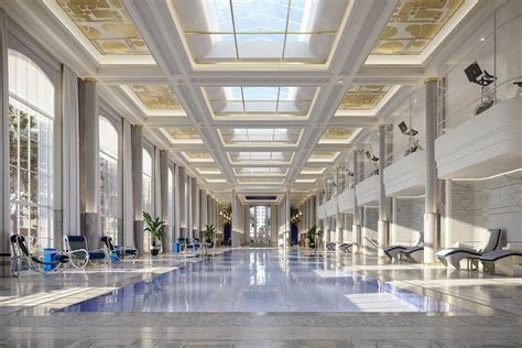 NYC's WALDORF Gets Plush Renovation, Becomes Icon of China's Overreach...