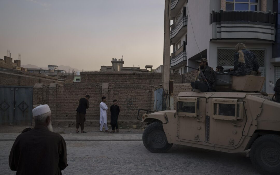 USA, Taliban to hold first talks since Afghanistan withdrawal...