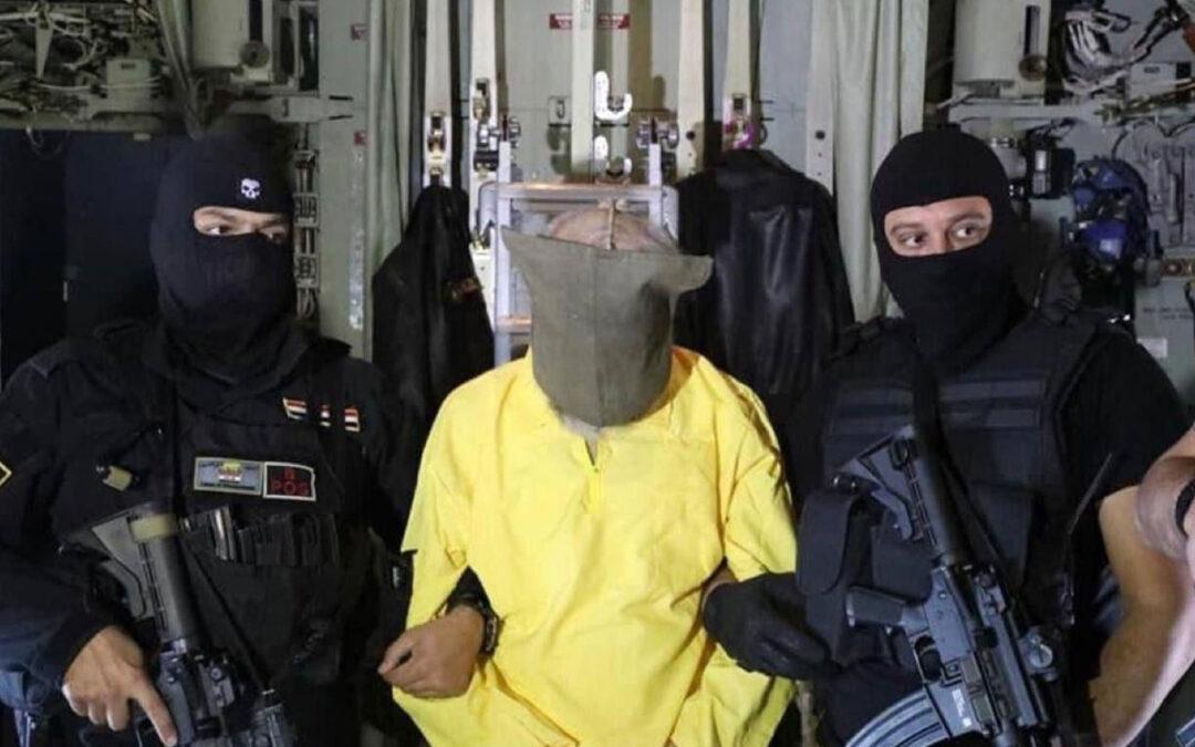 Iraqis nab ISIS finance chief with $5 million bounty on his head