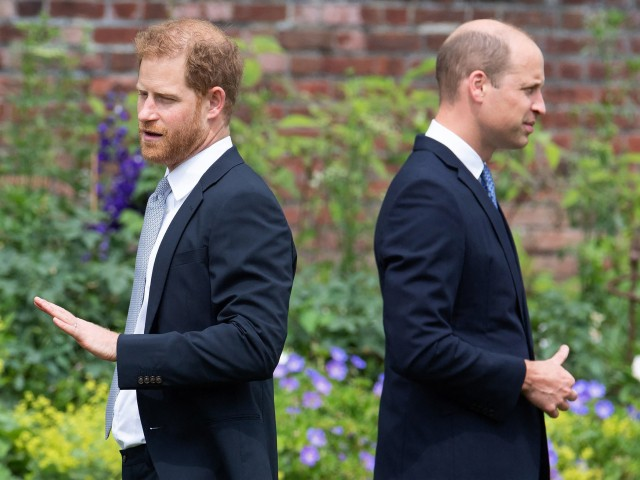 Harry and Meghan Won't Return to Britain for Princess Diana Event