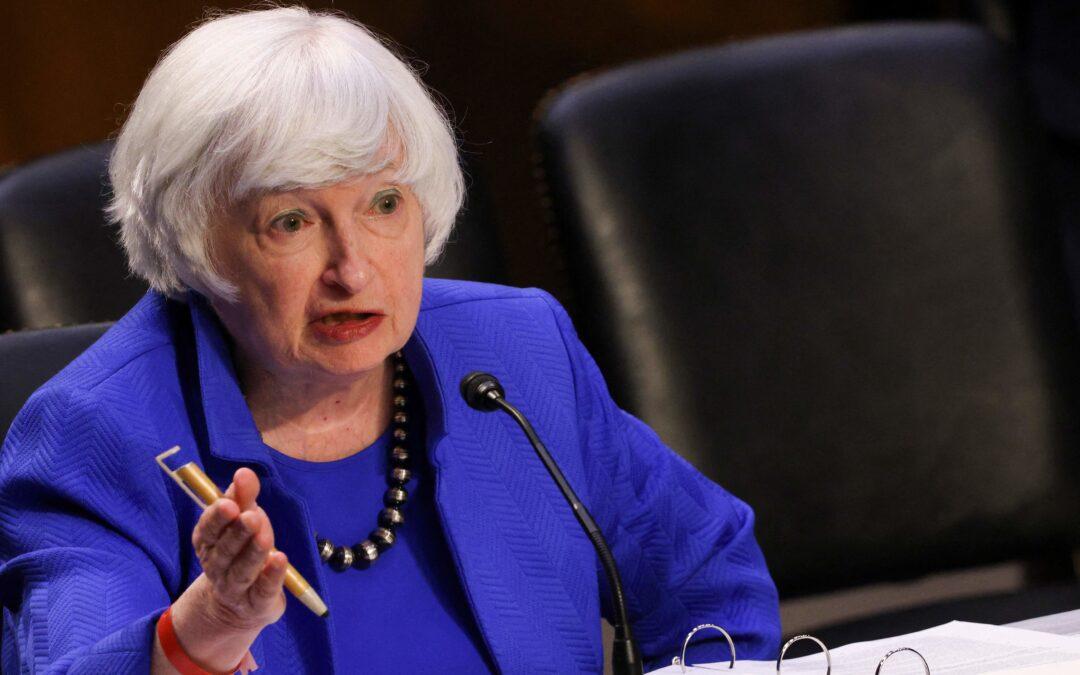 Democrats' Budget Set To Include Global Minimum Tax, Treasury Secretary Says