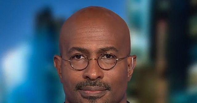 Van Jones: Biden Has Stepped on a Rake and Fallen Down the Stairs, Dems Currently 'Looking over the Edge of a Cliff'