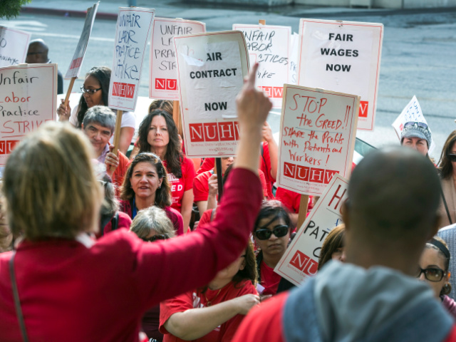 Thousands of Kaiser Permanente Workers Vote to Authorize Strike over Staff Shortages