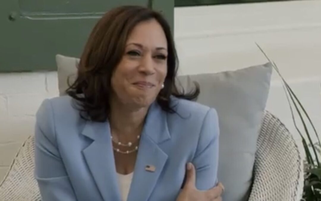 Company That Produced Kamala Harris's Widely Mocked Space Video Named 'Sinking Ship Entertainment'