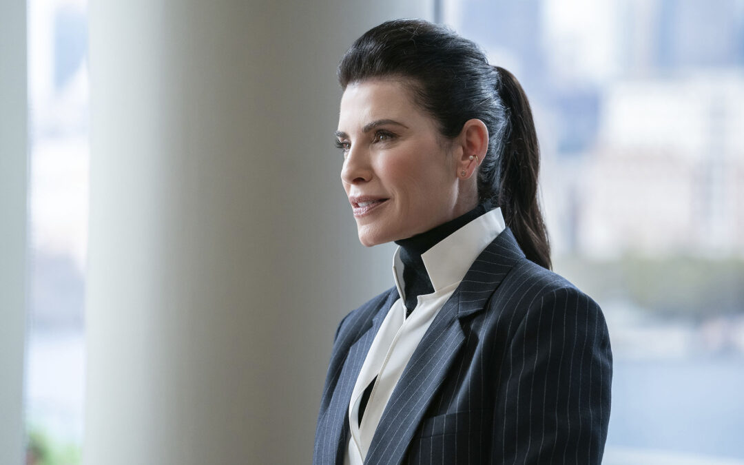 Julianna Margulies hints she's had 'gay experiences' in new interview