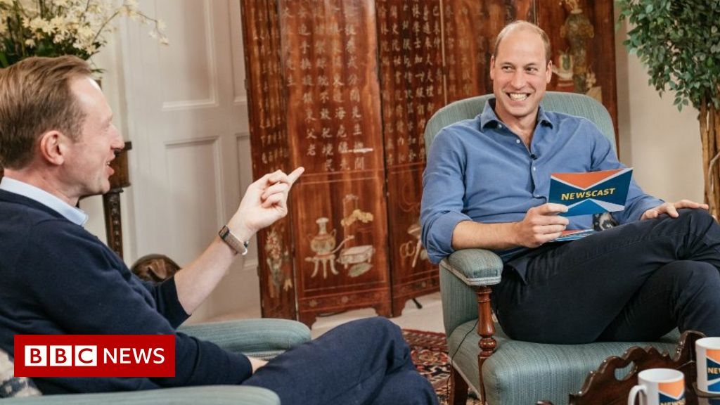 Prince William: Saving Earth should come before space tourism