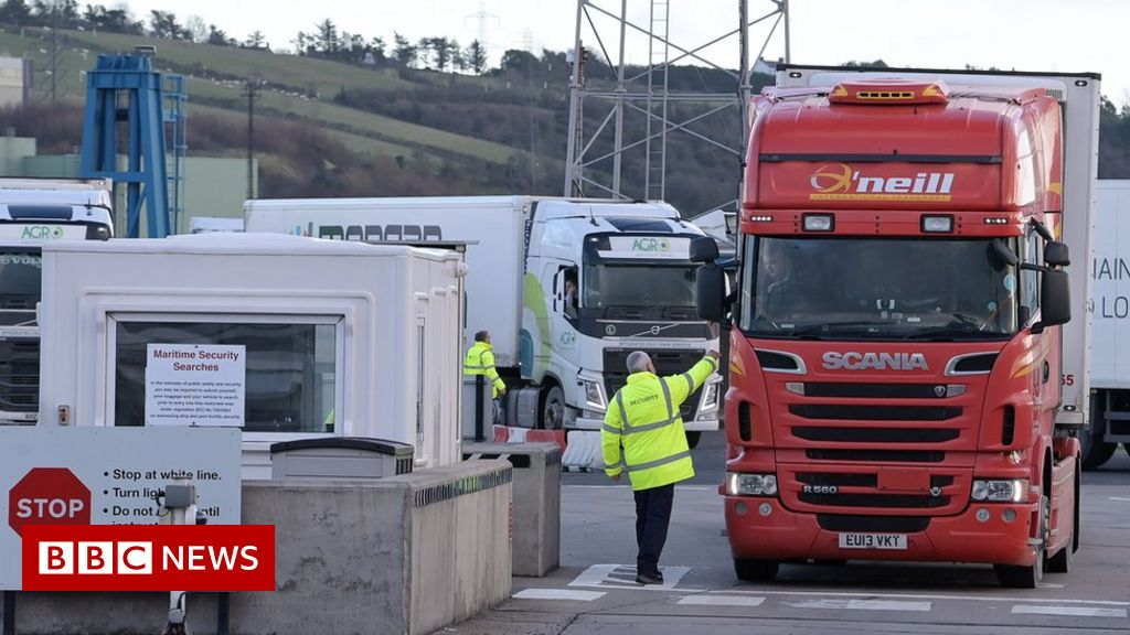 Brexit: EU to reveal new proposals on Northern Ireland Protocol