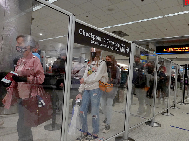 CNN Warns of Gun Surge at TSA Checkpoints: Went from 10 in a Million to 11 in a Million