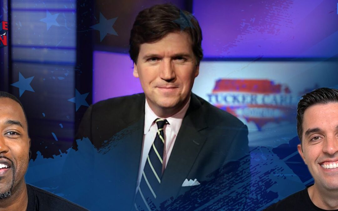 EXCLUSIVE: Tucker Carlson Uncut And Personal   Vince & Jason Save The Nation