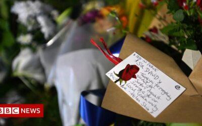 Sir David Amess: How a tragic day unfolded