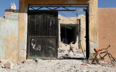 Syrian government shelling of rebel-held Idlib kills 4