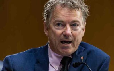 Rand Paul Warns Against Socialism –Sponsored Authoritarianism and Violence'