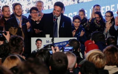 Political outsider to stand against Orban in Hungary's 2022 vote