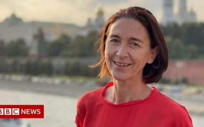 BBC's Rainsford can return if Russian journalists gets UK visas