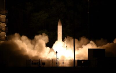 China Stuns U.S. Intelligence with Hypersonic Missile Test