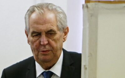 Czech president cannot perform duties due to ill health: Official