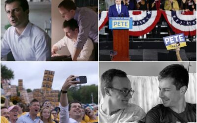Amazon Releases Pete Buttigieg Documentary Trailer as His Paternity Leave, Supply Chain Crisis Explodes